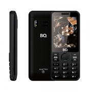 Телефон BQ BQ BQM-2812 Quattro Power Black