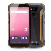 Смартфон Ginzzu Ginzzu RS9602 Black-Orange