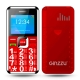 Телефон Ginzzu Ginzzu MB505 Red