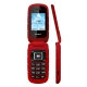 Телефон на 2 и более SIM-карт TeXeT TM-104 Red