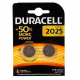 Элемент питания Duracell DL/CR2025