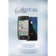Защитная пленка Magic Style iPhone 4/4s/5 Royal Salut