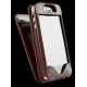 Чехлол для iPhone Sena Wallet Skin  Brown