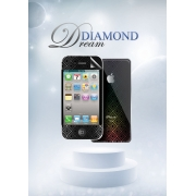 Защитная пленка Magic Style iPhone 4/4s/5 Diamond Dream