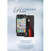 Защитная пленка Magic Style iPhone 4/4s/5 Lumenous Rain