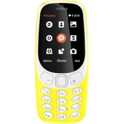 Телефон на 2 и более SIM-карт Nokia 3310 DS Yellow